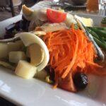 Salade Nicoise. Tasty meal for less than $7CAD