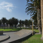Swakopmund is basically a town built for tourists.