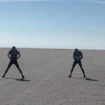 Leaving our mark on the Salt Flats