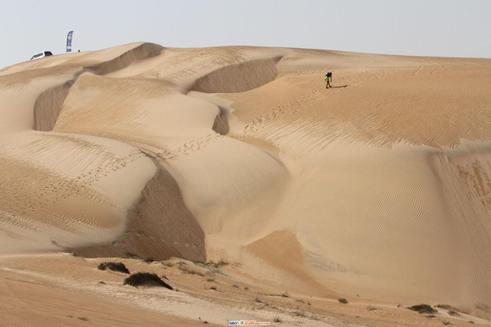 Race #7: Oman Desert Marathon – The Pursuit of Immortality
