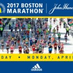 "121st Boston Marathon will be our ""Victory Lap"" of sorts. If Paul can stay healthy when the gun goes off!"