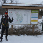 Apparently finding a decent snowsnoeing trail in Toronto is hard to come by!